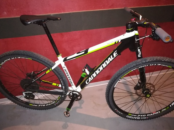 Cannondale - 29 F