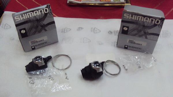 Shimano - Revoshift