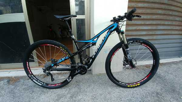 Specialized - CAMBER EXPERT