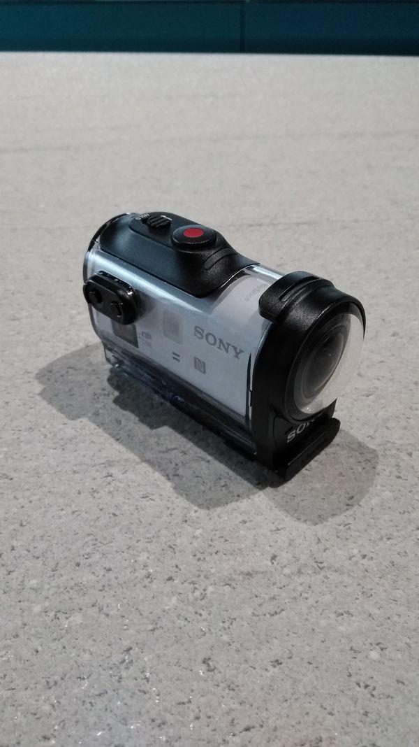 altra - Sony HDR az1