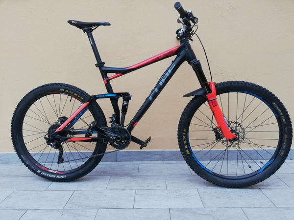 Cube - Stereo HPA Race 160 SL 2015