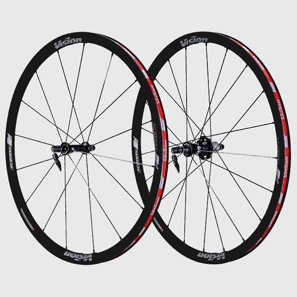 Vision - Vision Trimax 30 KB Keronite Black Ruote Corsa