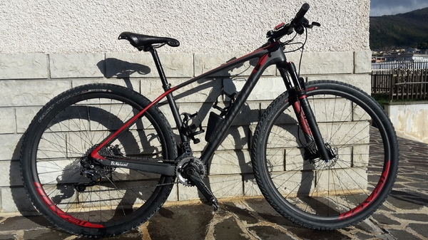 Specialized - STUMPJUMPER HT EXPERT CARBON 29