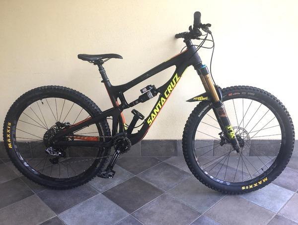 Santa Cruz - NOMAD 3cc XX1
