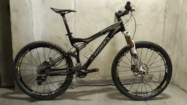 Specialized - STJ S-Works Fact 9 Carbon