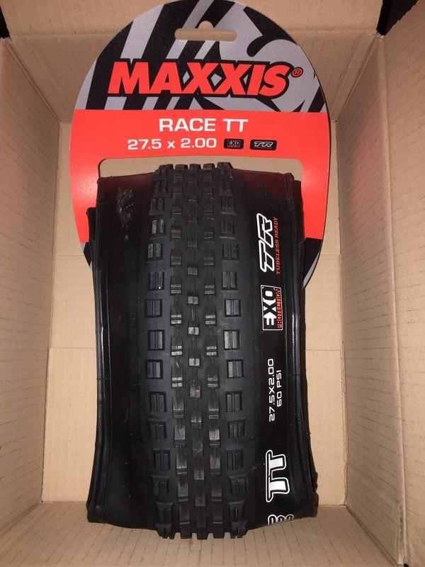 Maxxxis - MAXXIS RACE TT TR 27.5X2.00
