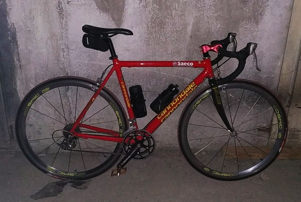 Cannondale - Caad 4