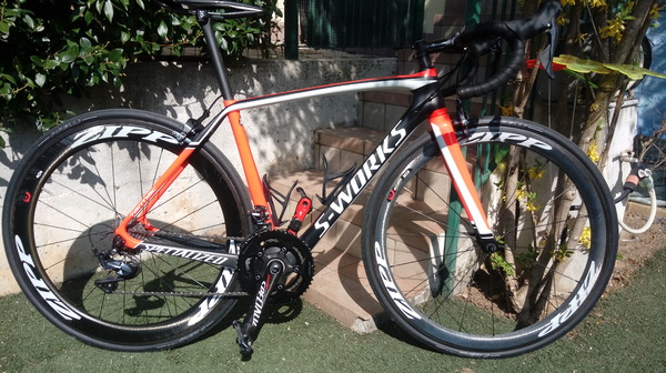 Specialized - Sworks sl5
