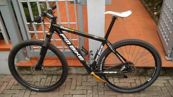 FM Bike - taglia L