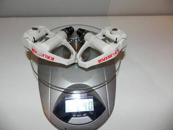 altra - EXUSRAR pedali Exustar EPS-R  240 gr