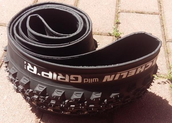 Michelin - pneumatico per bici Michelin wildgrip r 29 x 2,10