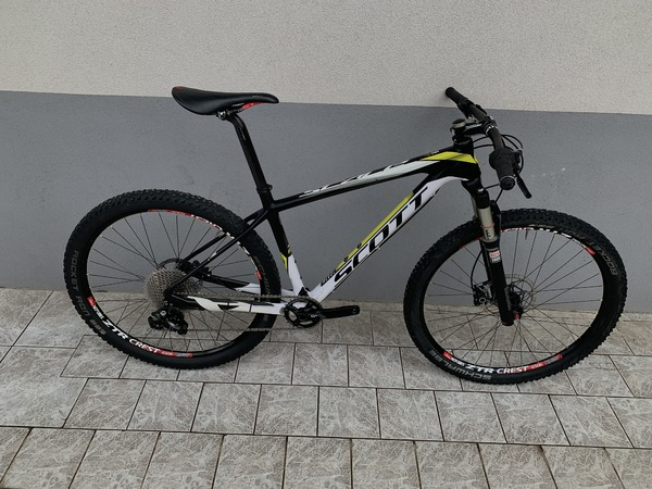Scott - Scale RC Carbon