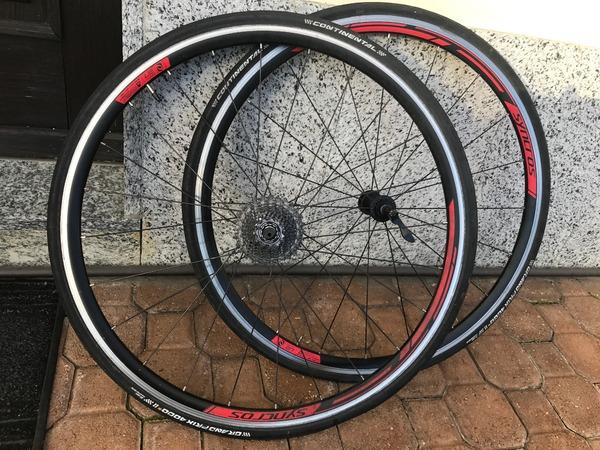 altra - Syncros Coppia ruote BDC Syncros race