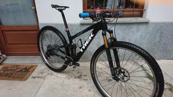 Trek - Trek top fuel 9.9