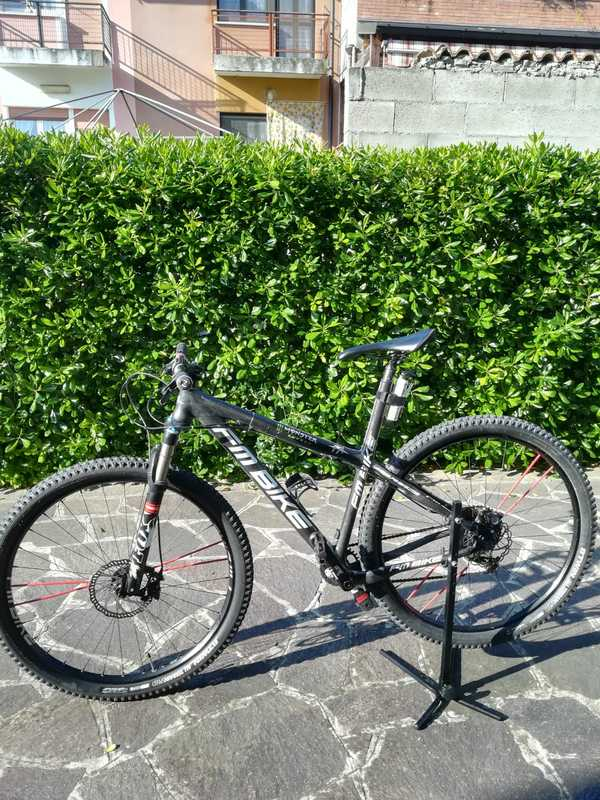 FM Bike - Con reggisella integrato