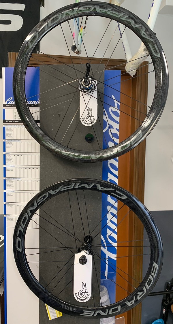 Campagnolo - Bora One 50mm Disc