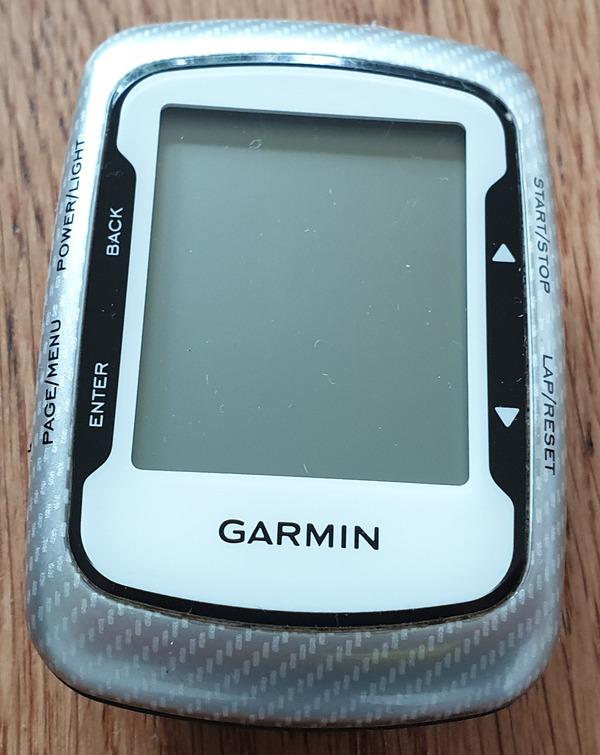 Garmin - edge 500