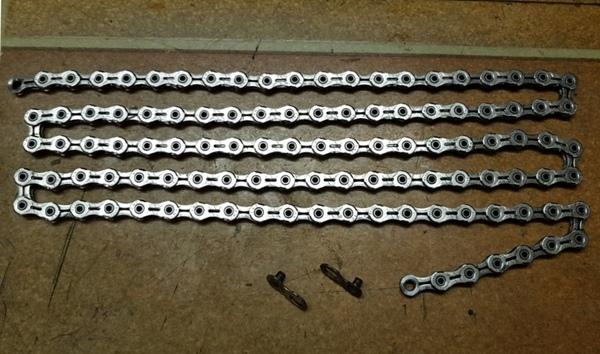 altra - Catena KMC X11SL a 11v silver Catena KMC X11SL a 11v silver