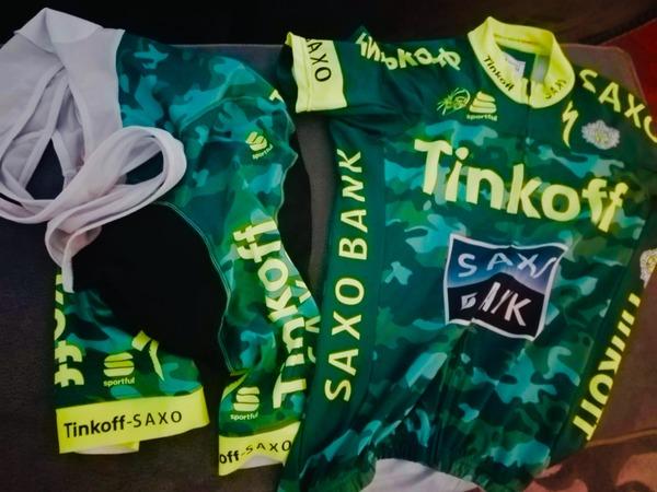 Sportfull - Estivo team Pro Tinkoff Saxo Bank