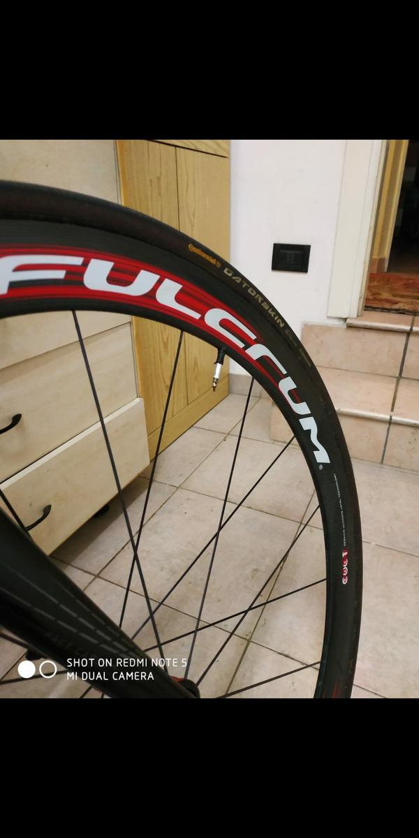 Fulcrum - Speed xlr