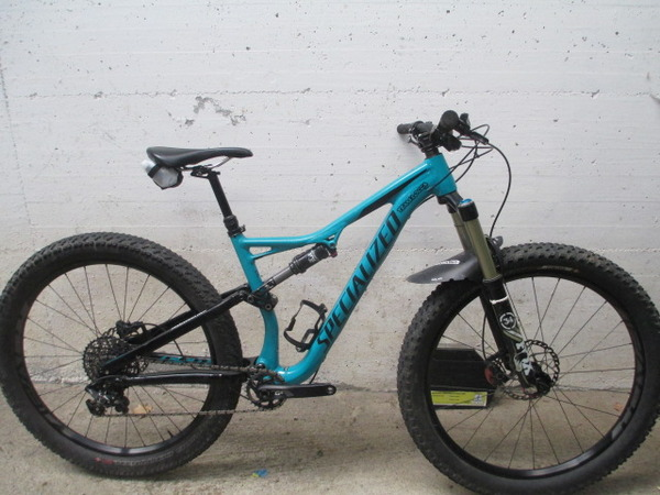 Specialized - WOMAN RAYME FSR 27,5 PLUS Tg. MEDIA