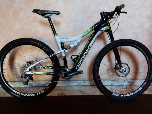 Cannondale - SCALPEL 29""