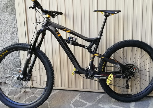 Lapierre - Spicy 527 custom