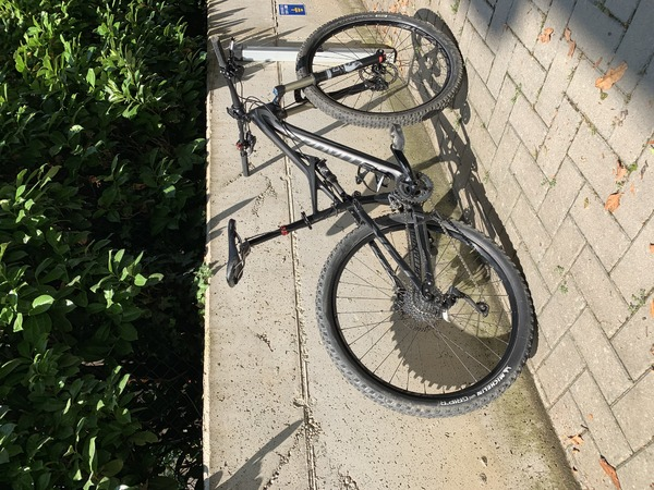 Specialized - Camber Comp Carbon