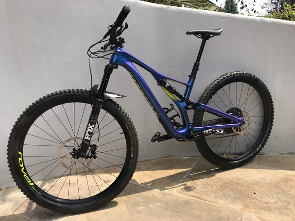 "Specialized - SPECIALIZED STUMPJUMPER 29"" COMP CARBON 2019"
