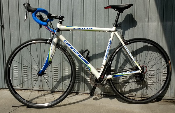 Cannondale - Caad 9