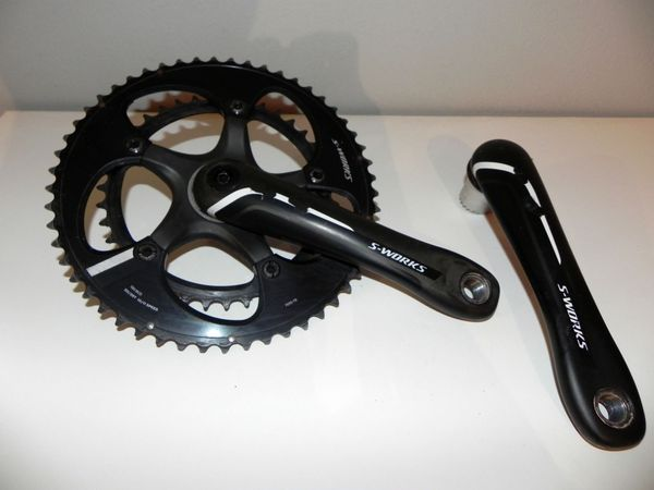 Specialized - guarnitura S-Works 53-39