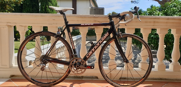 Cannondale - Supersix carbon