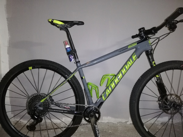 Cannondale - Fsi carbon team
