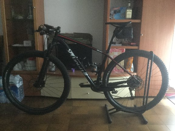 Specialized - Epic M5 Ht
