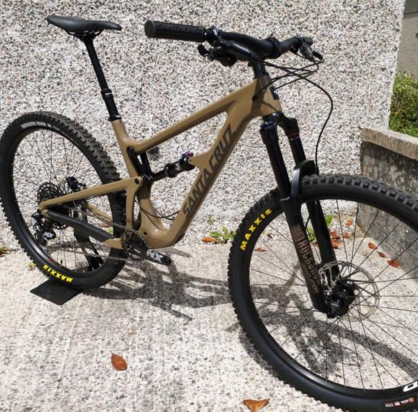 Santa Cruz - Hightower LT Carbon C XE