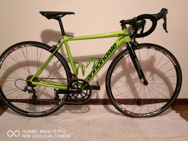Cannondale - Caad 12