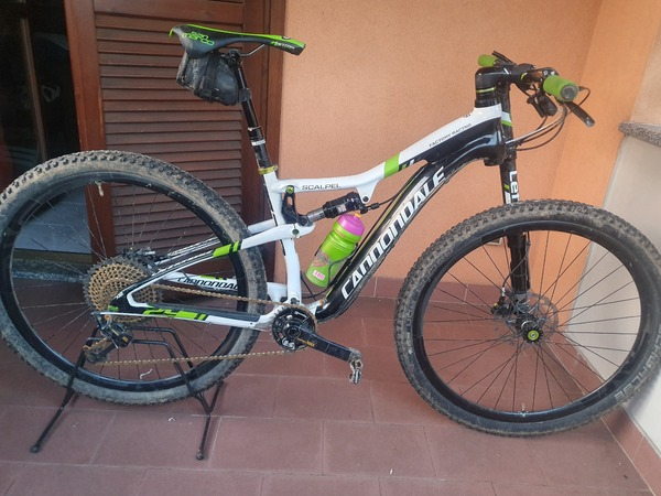 Cannondale - Scalpel 1