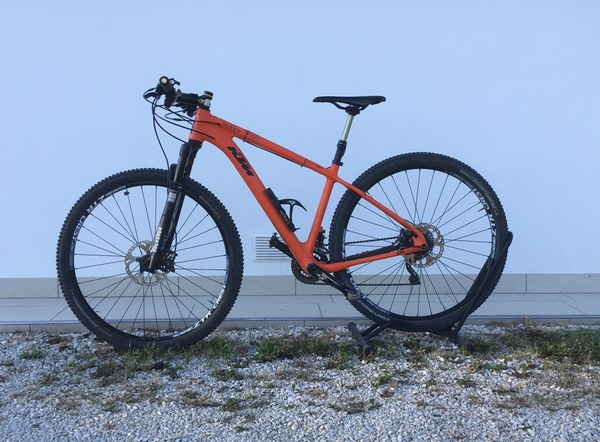 KTM - Mayroon LIMITED EDITION + TELESCOPICO