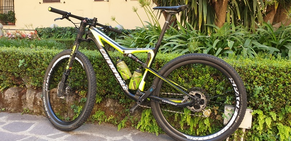 Cannondale - scalpel si