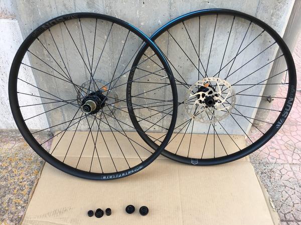 Sun Ringle - Cerchio duroc40 / mozzi SRC