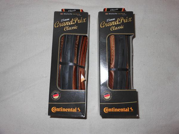 Continental - grand prix classic 25 mm