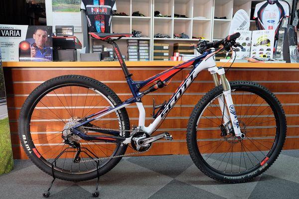 Scott - SPARK 930