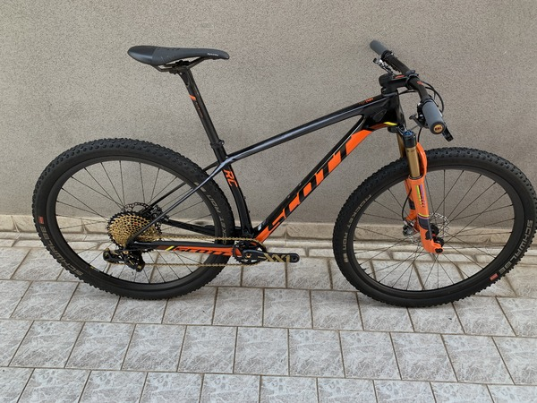 Scott - Scale 900 RC SL boost