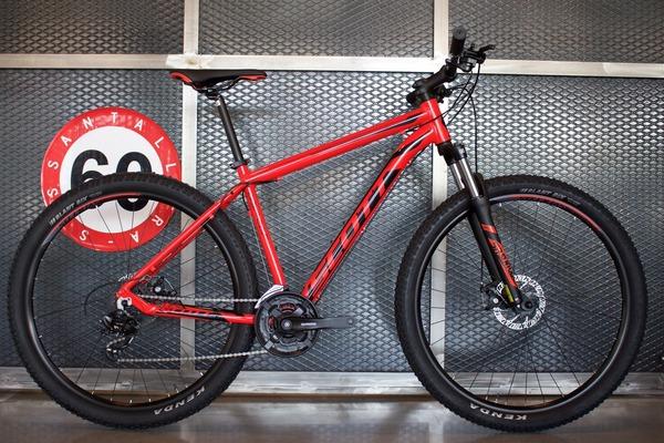 Scott - Aspect 970 Red/Dark Red | Tg. M, L