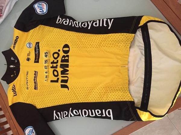 Santini - Gabba Team Pro Lotto Jumbo