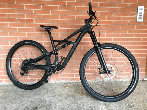 Specialized - Enduro FSR Expert Carbon 29