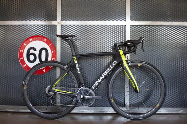 Pinarello - GAN RS Carbon T900 | Tg. S | Usato