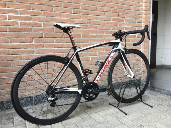 Specialized - Tarmac SL4 S-Works Di2