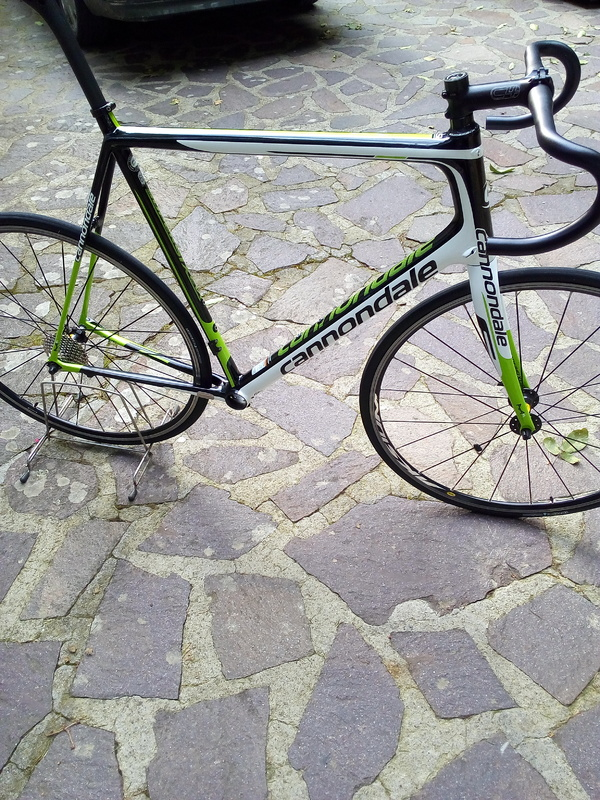 Cannondale - SuperSix Evo
