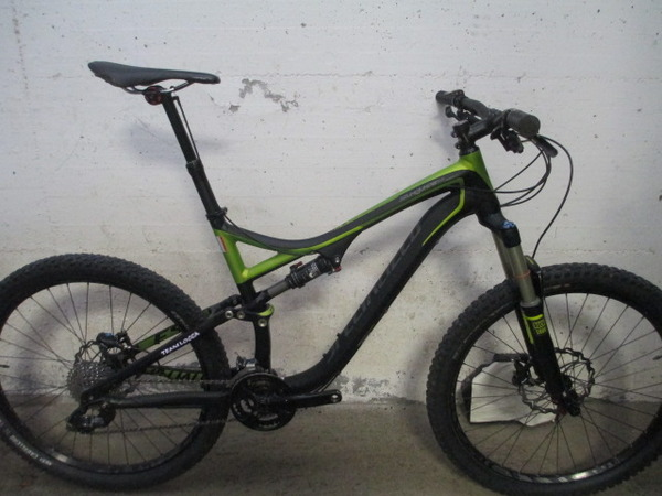 "Specialized - STUMPJUMPER 26"" Tg. Large"